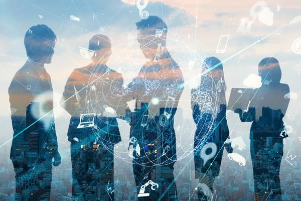 ICT社会イメージ